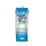 1L Aqua Coco Coconut Water (6 Pack)Not From Concentrate