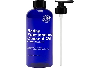 Radha Beauty - Fractionated Coconut Oil