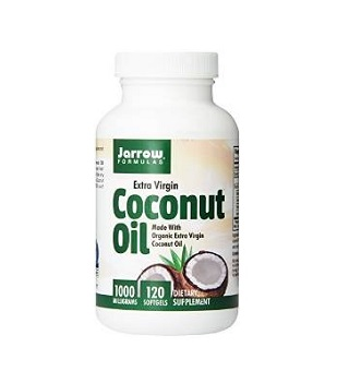 Jarrow coconut oil review